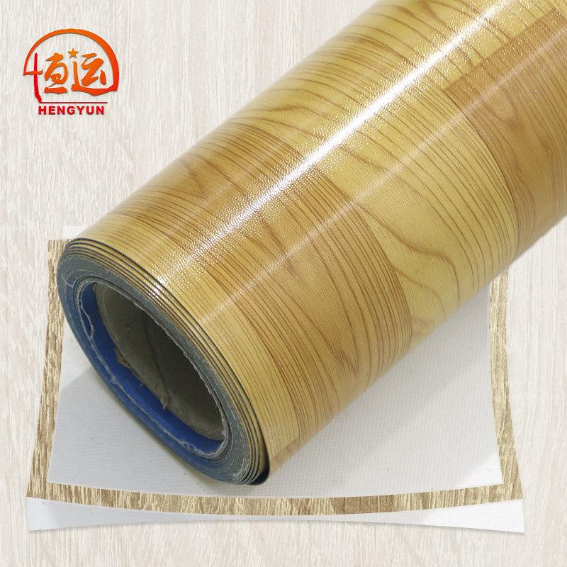 Văn phòng hạt gỗ sàn pvc da người tiêu dùng và thương mại dày giả gỗ sàn gỗ không thấm nước chống tr