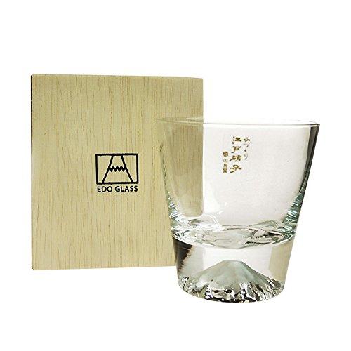 Cốc thủy tinh Fujima Glass Fujiyama (trong suốt) φ92xH95mm, 300mL