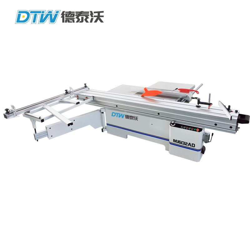 Markov cấu trúc đẩy bảng saw 45 độ chính xác saw 90 độ bảng điều chỉnh saw chế biến gỗ máy móc nhà m