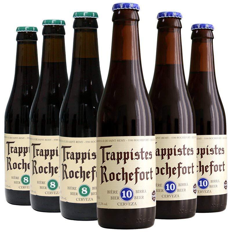 Bỉ nhập khẩu Rochefort Roosevelt Brewery Thủ Công Mỹ Nghệ Handmade Bia Gói Kết Hợp (Roosevelt Số 8 1