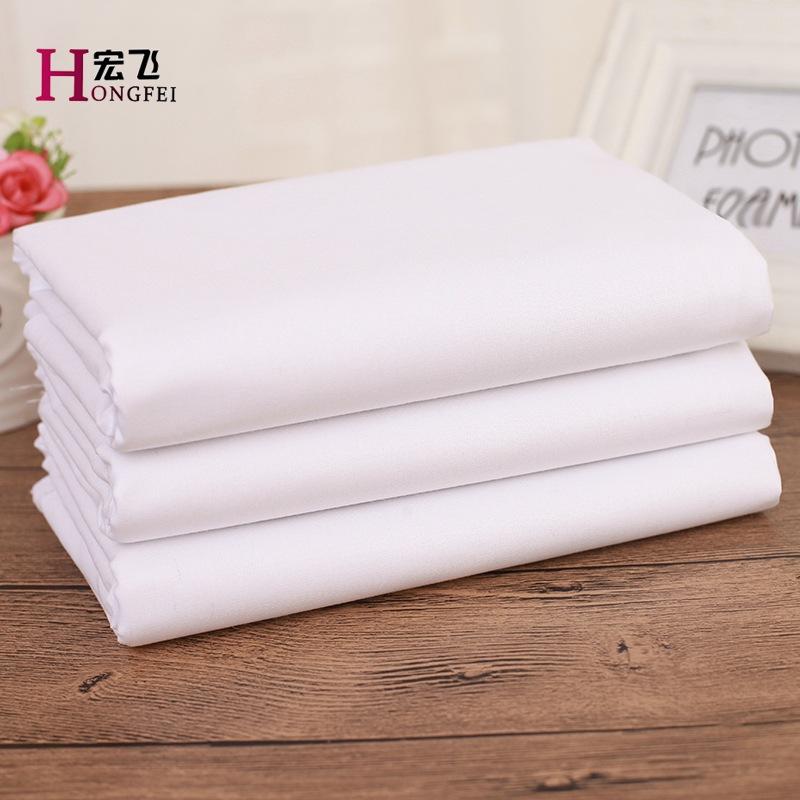 21 vải trắng vải cotton trắng vải trắng tie nhuộm trắng vải sơn quần áo thiết kế vải dọc