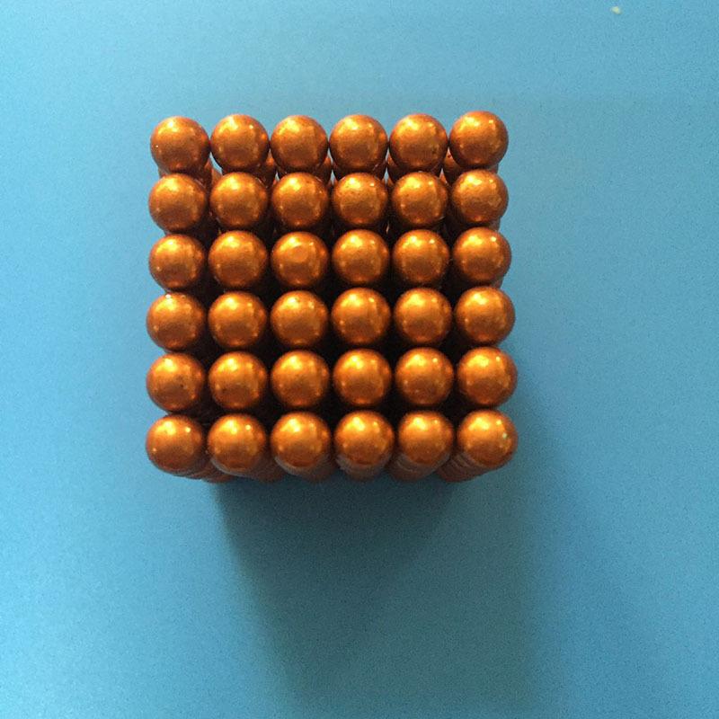Buck 216 quả bóng từ tính từ tính các nhà sản xuất đồ chơi bóng nổ khoản khuyến