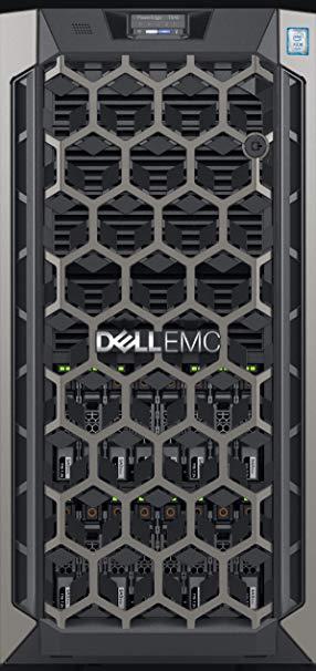 Máy chủ lưu trữ máy chủ dual-tower DELL Dell T640 / T630 2 (Platinum 8180 丨 56 lõi 112 thread 256G b