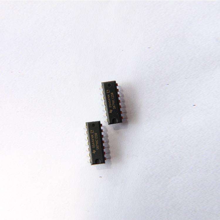 Nhà máy trực tiếp IC mạch tích hợp 74HC125 mạch tích hợp gốc xác thực