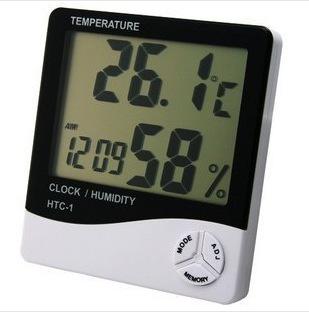 Nhà máy kho htc-1 điện tử nhiệt độ và độ ẩm thiết bị đo đạc nhiệt kế và máy đo độ ẩm biểu tượng tùy