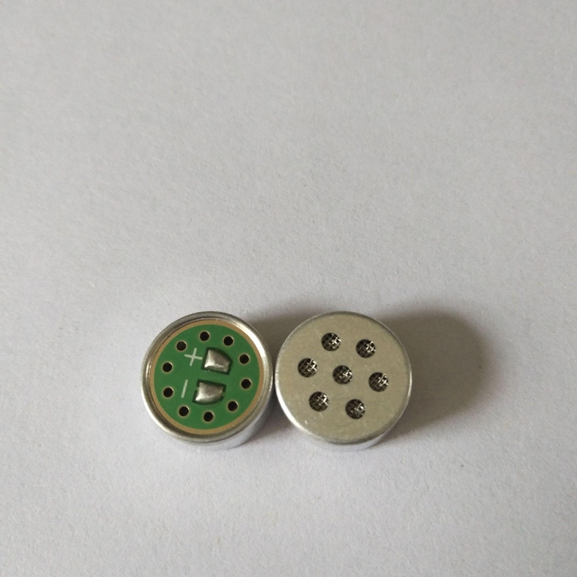 Cung cấp microphone Electroacoustic thiết bị điểm duy nhất MT-UB1465L-402-3 sống microphone chuyên d
