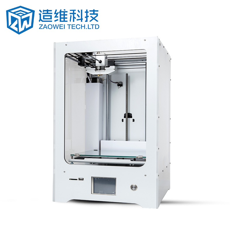 Độ chính xác cao máy in 3D công nghiệp in nhanh kích thước Lớn creative DIY mô hình 3D máy in máy in
