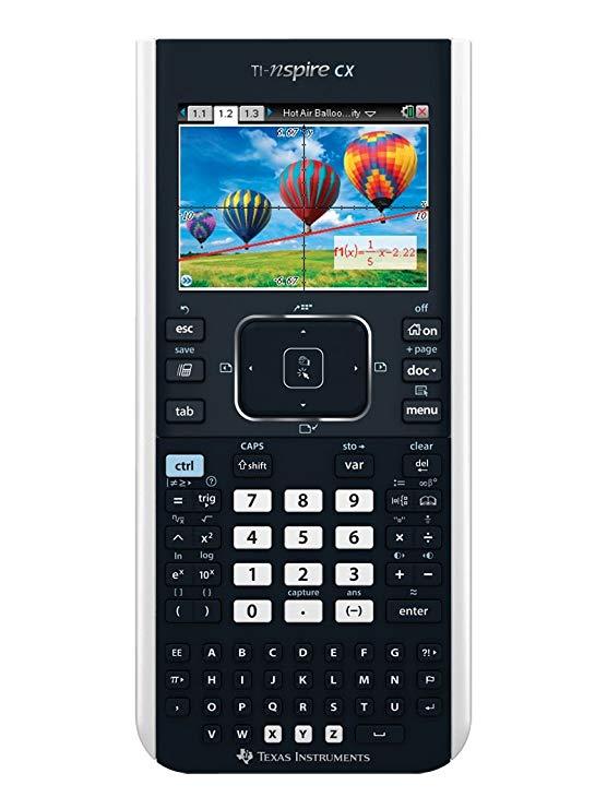 Máy tính đồ thị Texas Instruments TI-Nspire CX