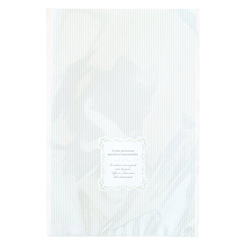 Túi OPP Túi sọc bạc hà (50 tờ) SS