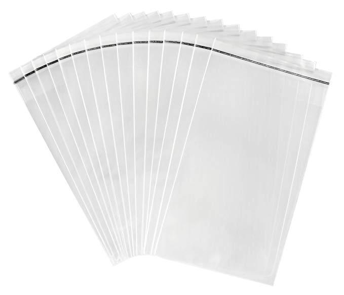 11.9x22.9 cm OPP trong suốt thứ cấp kín organ túi giấy bóng kính BAGS cho kẹo bánh mì sô cô la túi t