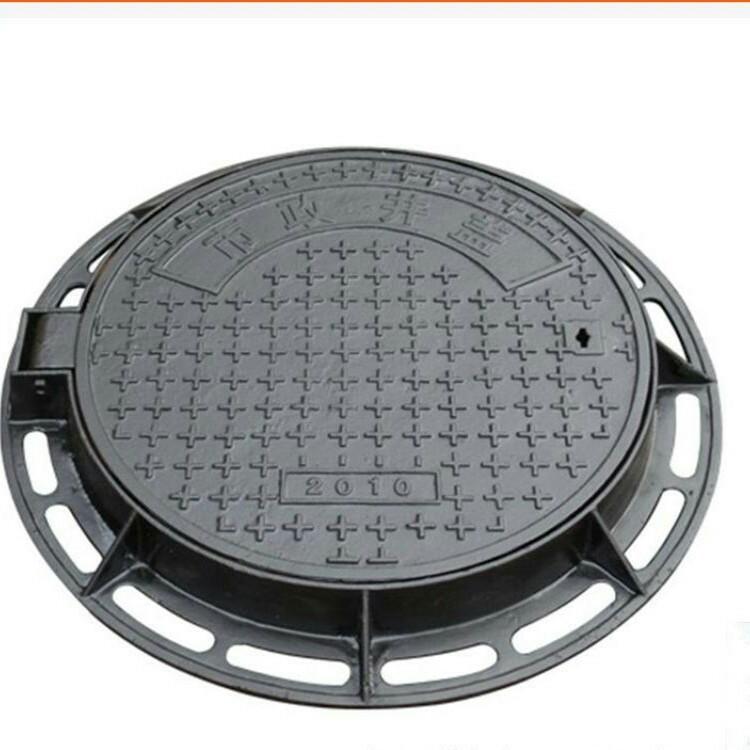 Manhole bìa nhà máy trực tiếp dễ uốn sắt manhole bìa vòng cửa cống bìa dễ uốn sắt phần bán buôn
