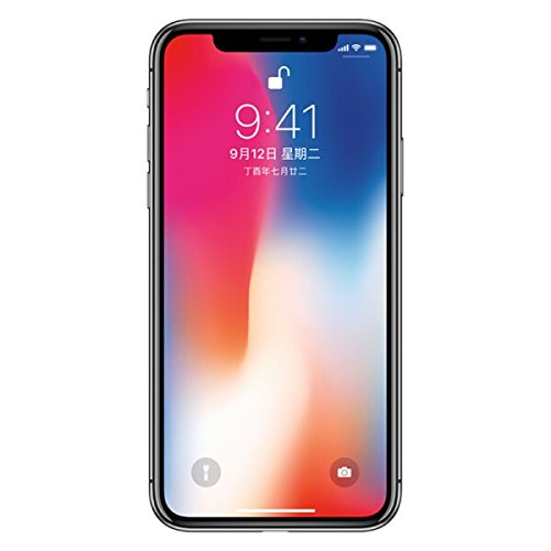 Điện thoại Apple Apple iPhone X Deep Space Gray 64G