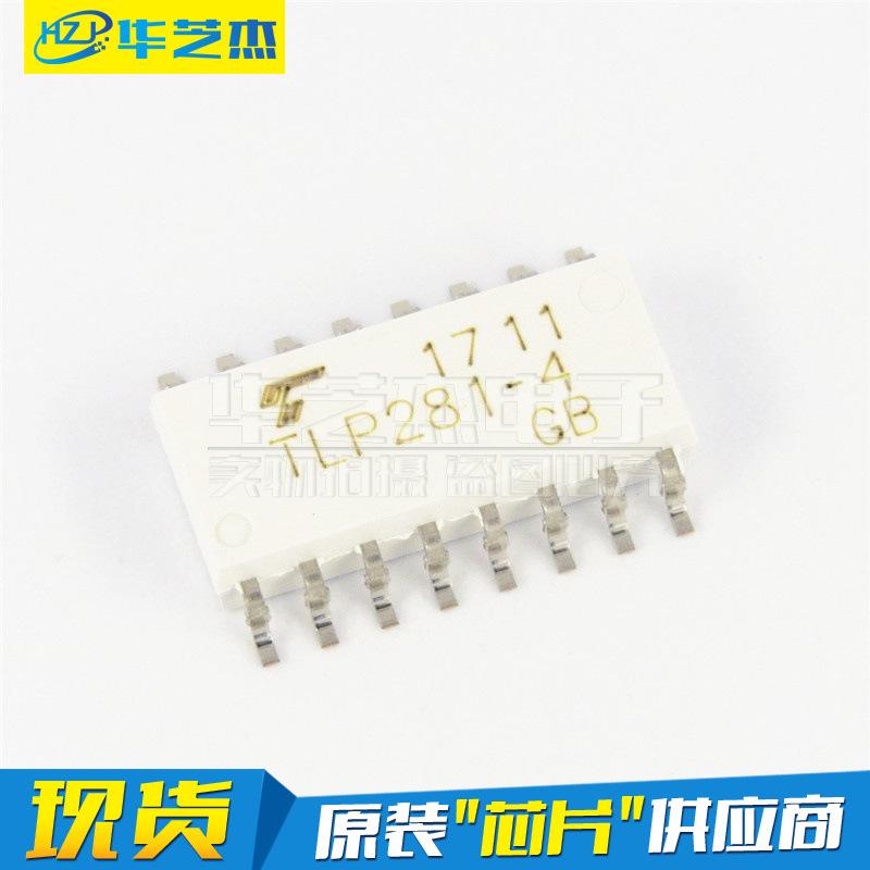 TLP281-4GB TLP281-4 Gói SOP-Optocoupler Gốc Chính Hãng TOSHIBA