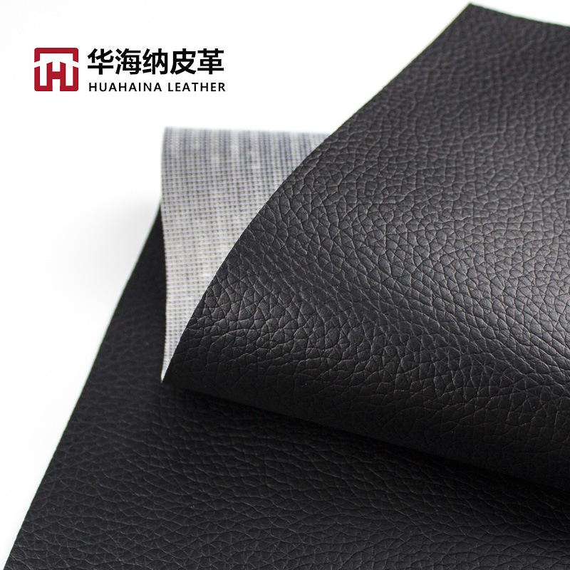 Tại chỗ bán buôn xe da pvc vải thiều mẫu DE90 đan dưới 0.65 mét ghế xe da nhân tạo