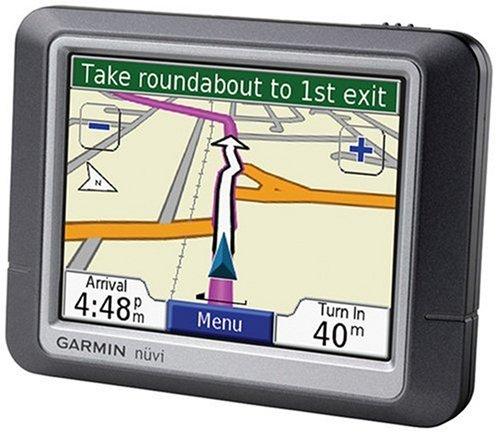 GARMIN nüvi 260 43,18 cm máy định vị GPS cầm tay
