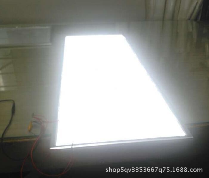 Tấm hướng dẫn ánh sáng cỡ lớn bằng laser, vật liệu Mitsubishi, không có đường tối, truyền ánh sáng t