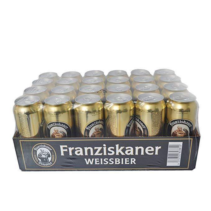 Priest lúa mì bia 500ml * 24 nghe Đức nhập khẩu