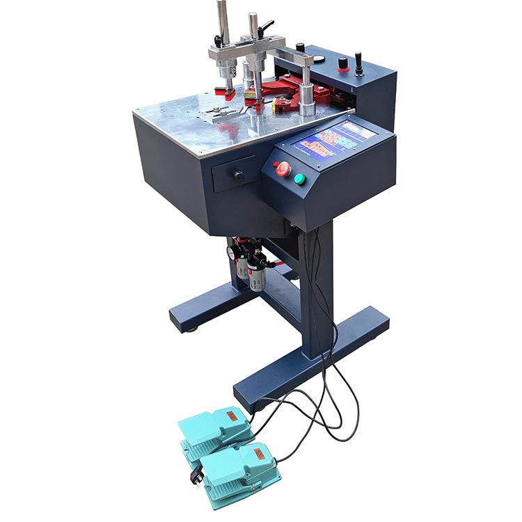 Khung nguồn mới CNC nẹp máy móng tay chín-phân khúc bánh máy tính để bàn tự động khung ảnh chế biến