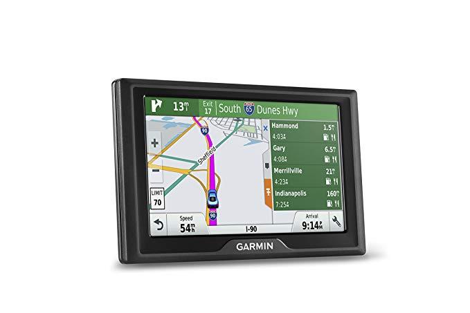 GARMIN DRIVE 50 USA + có thể LMT đen 6 in.