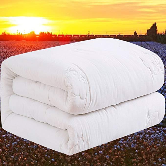 Xanlenss Xuân Lan Shi Tân Cương Tân Cương Corps bông twill vải đầy đủ bông nệm bông vải quilt giường