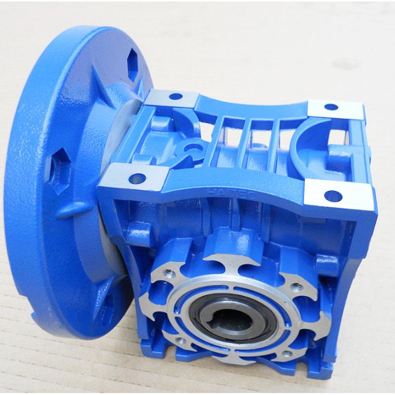 RV giảm tốc độ chính xác Nhà sản xuất chất lượng cao NMRV050 worm gear reducer Hot cung cấp