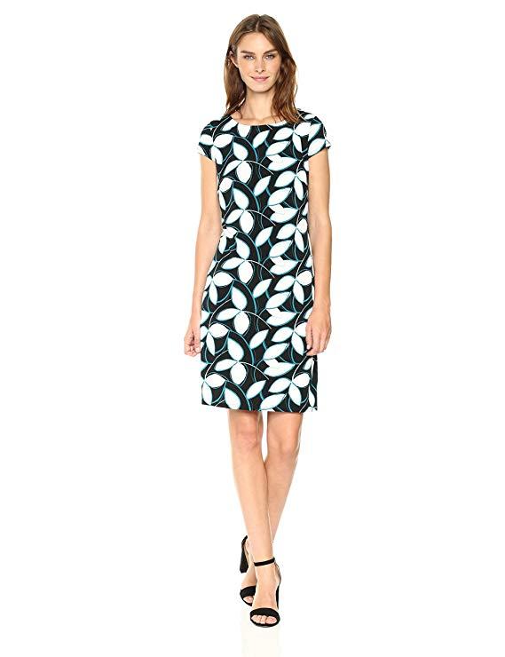 NINE WEST của phụ nữ in Cap Sleeve Dress
