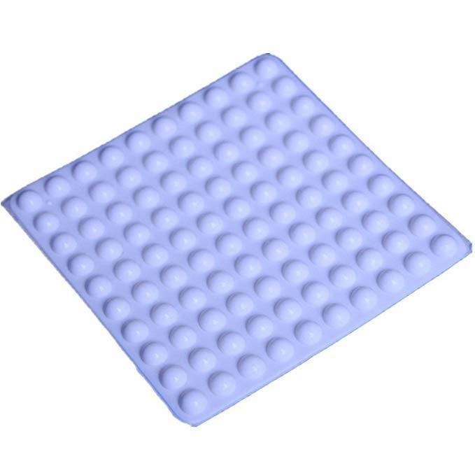 Đệm lót cao su lỗ tròn chống trượt Displaypro