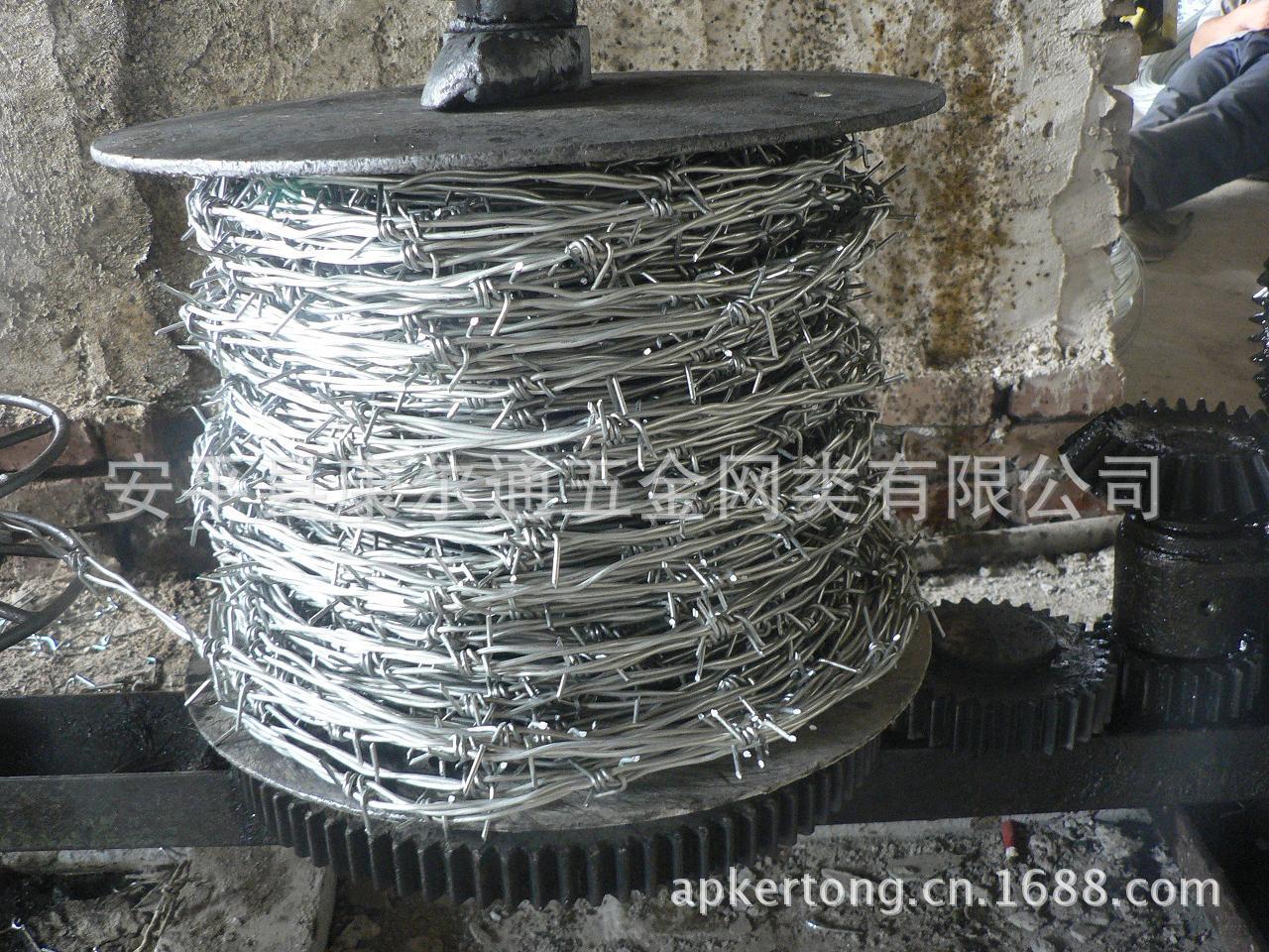 Nhà sản xuất gai dây kim loại dây thừng ướp, chống lão hóa