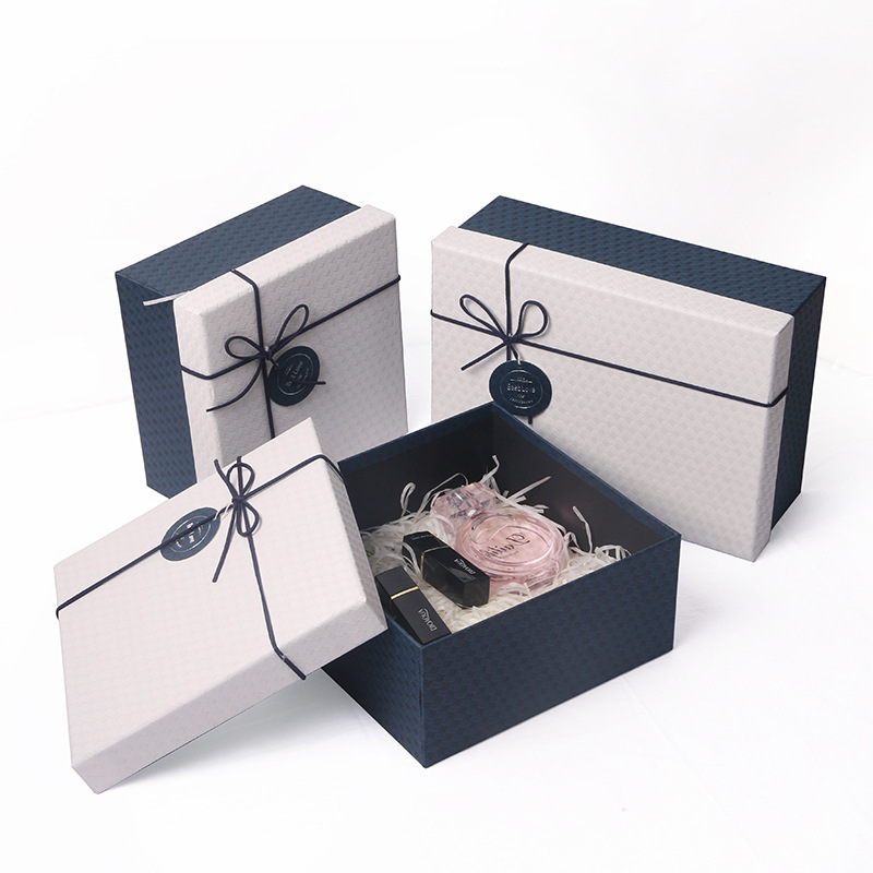Carton biểu tượng tùy chỉnh hộp quà tặng vuông thế giới bìa cola hộp quà tặng hộp bao bì quà tặng hộ