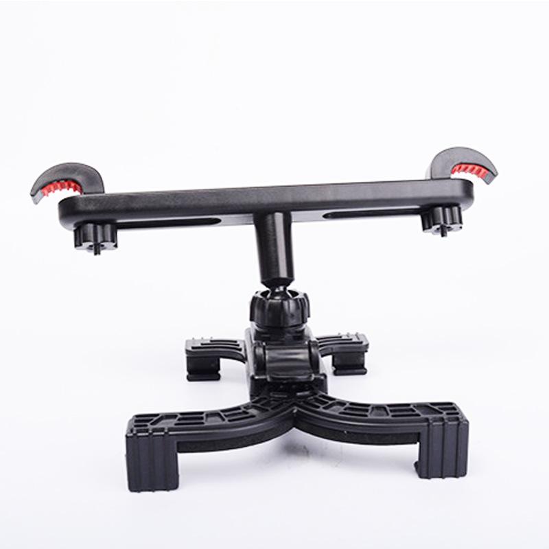 Neo sao xe ghế tựa đầu phẳng bracket xe mặt dây chuyền phía sau khung hàng phổ phẳng bracket