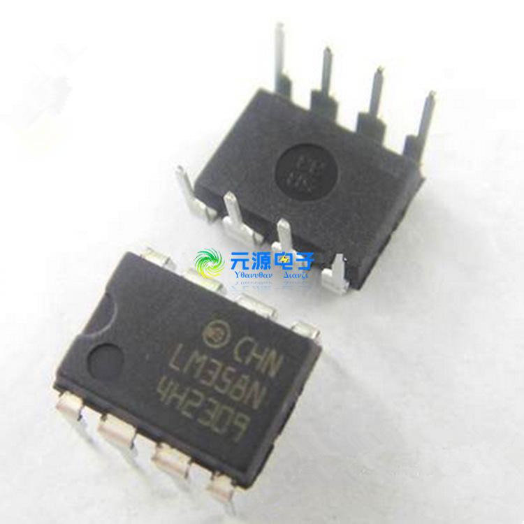 Đặc biệt cung cấp mới mạch tích hợp Hoạt Động khuếch đại con chip IC LM358 LM358N LM358P DIP8