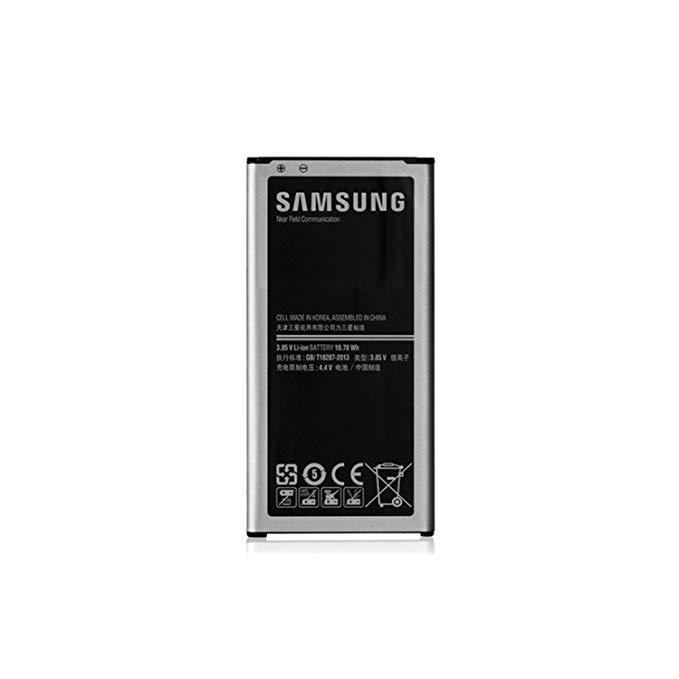 SAMSUNG Samsung GALAXY S5 Gốc xác thực được cấp phép Gốc đóng hộp pin Cho Samsung GALAXY S5 i9600 i9