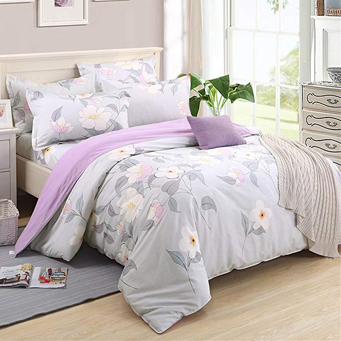 Sufeng nhà dệt bông bốn mảnh giường twill bông bốn mảnh 1,5 m đôi quilt bao gồm bốn mảnh bộ 2.0 m 1.