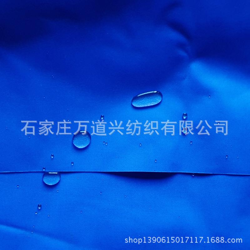 Nhà sản xuất độ bền cao thấm nước pha trộn vải sợi tổng hợp châu Âu và Mỹ chuyên dụng vải lều.