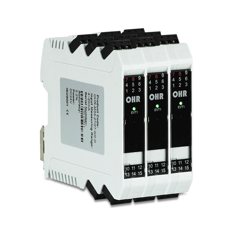 Hongrun OHR-M33 phân phối tín hiệu thông minh 4 ~ 20mA một thành một trong số các cô lập đơn kênh đô