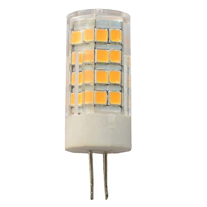 Bóng đèn LED 30 K G4,3 Rộng, Trắng, 16 x 45 mm