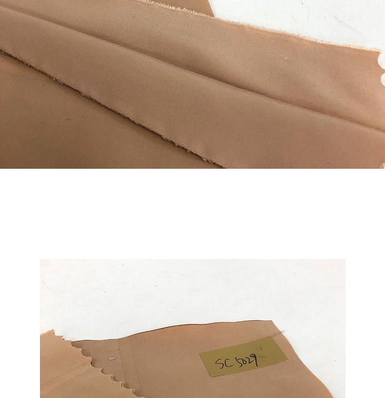 Nhà sản xuất vải Decker đôi 0.5-7.2CM lông phục vải quần áo mùa đông