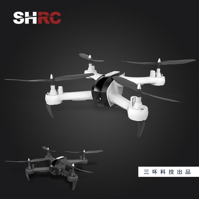 Drone RC airplane Quadcopter Gesture Chụp ảnh chụp từ trên không HR SH7 Smart follow