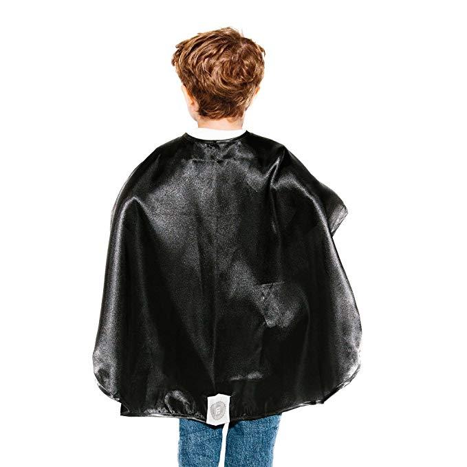 Áo choàng trẻ em màu đen Everfan
