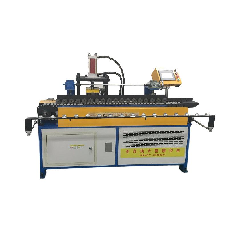 Nhà sản xuất đảm bảo chất lượng máy khóa thủy lực Khóa tự động máy đầy đủ máy tính hộp gỗ máy móc Hì