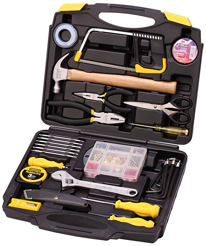 Stanley Stanley 59 mảnh công cụ gia đình thiết lập LT-807-23