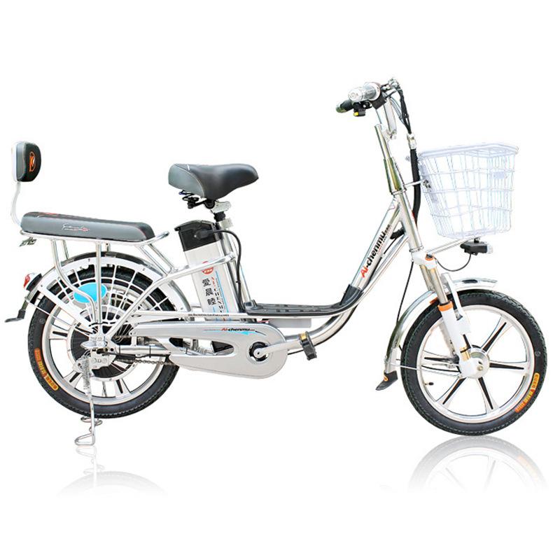 Xe Đạp điện kiểu dáng đơn giản , hàng nhập chính hãng .