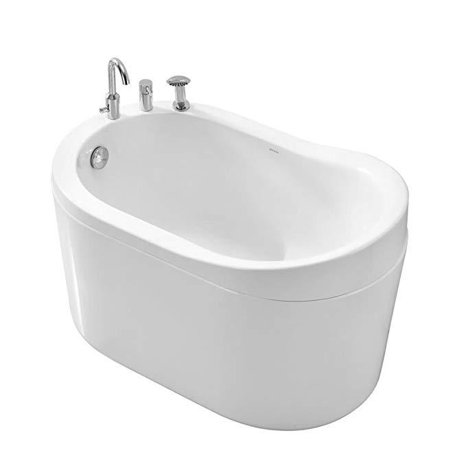 Bồn Tắm cao cấp ANHUA , Thiết kế đơn giản cho phòng Tắm .
