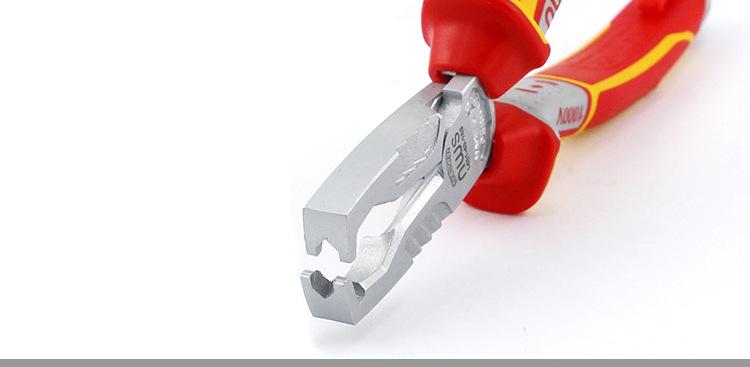 Đức có nhiều khả năng NWS kẹp kìm cắt dây cáp điện kẹp kìm cắt dây kéo thiết bị lột da