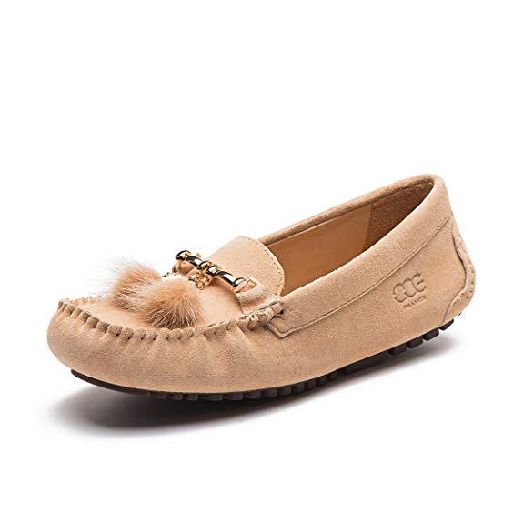 Giày mọi nữ vải nhám CCE 5639