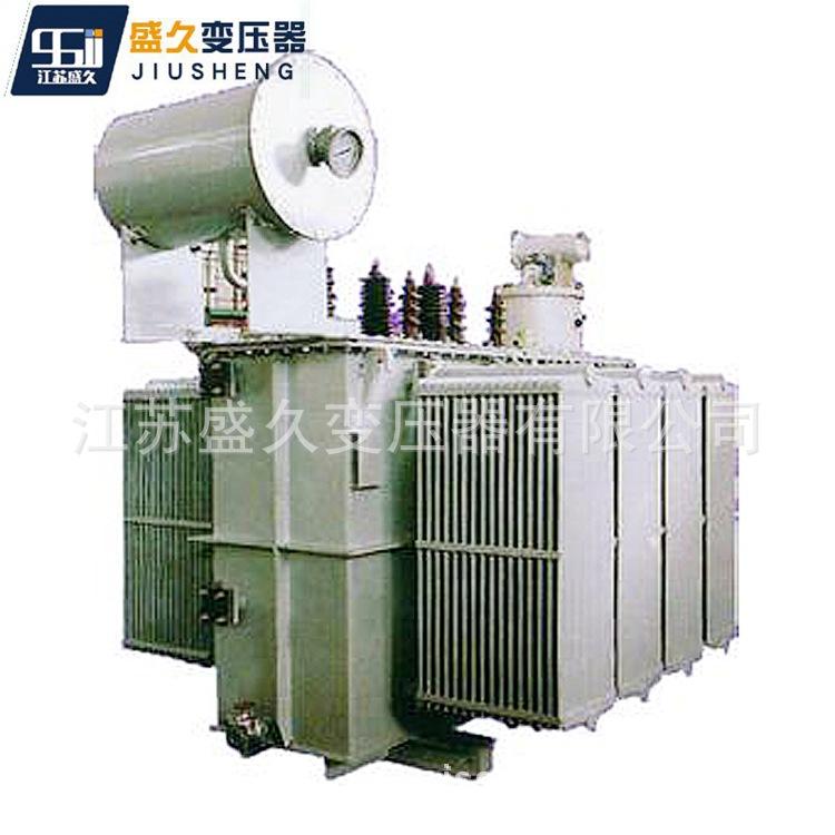 Nhà sản xuất khuyến SZ11-31500KVA/35/10/0.4KV giai đoạn có đưa điều chỉnh biến áp thấp hao tổn