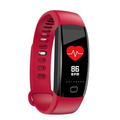 Vòng đeo tay thông minh GPS theo dõi huyết áp blood oxygen heart rate giám sát vòng đeo tay điện tử