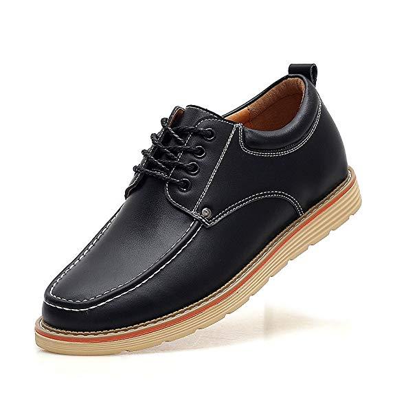 Giày tăng chiều cao nam kiểu dáng thời trang Ma Yezi LT80-7299-O