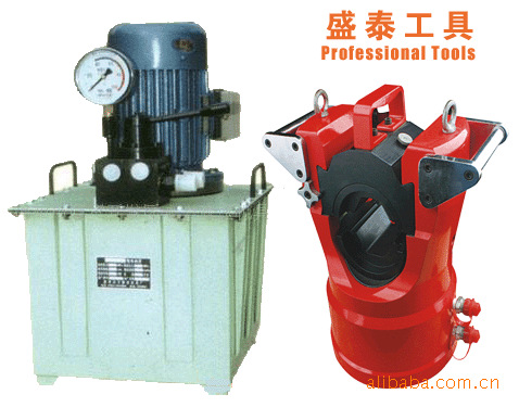 Hydraulic press clamp