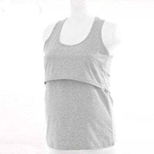 Ciyan CIYAN cotton tháng quần áo cho con bú quần áo ra phụ nữ mang thai đồ ngủ mùa hè ngắn tay phụ n